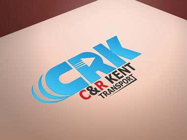 Logo Design for C&K KENT Transport