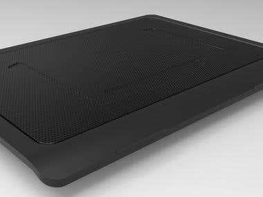 Laptop Cooling Pad Design