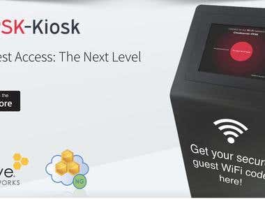 iPad Application: PPSK-Kiosk