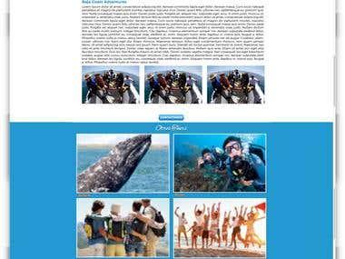 Web Site Baja Coast