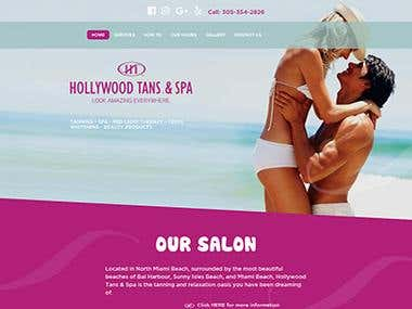 Hollywood Tans & SPA