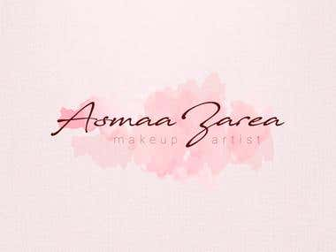 Asmaa Zarea Logo