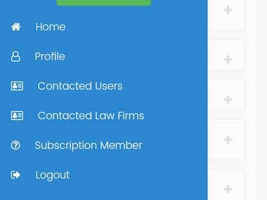 Lawyer software , call centre , Find law firms in a radius