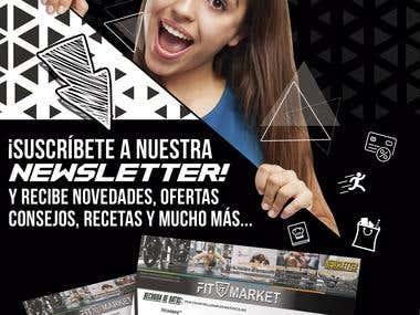 Poster- FitMarket