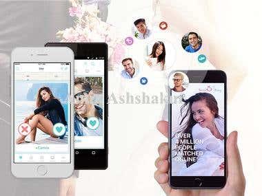 Dating App - Meet, Match, Date