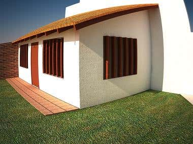 Render Patio