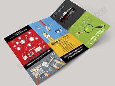 Try-Fold-Brochure (Flyer)