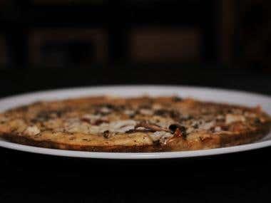Omlete Pizza