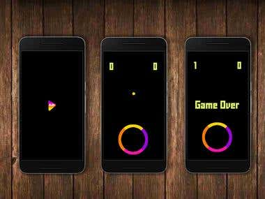 Ring Rush Android Game