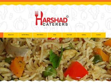 http://harshadcaterers.com