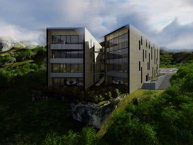 Bchamoun Residential