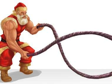 Santa Design