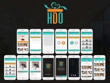 HDO App Design
