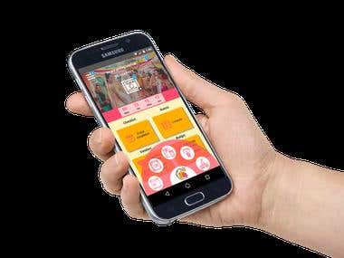 Shaadisaga - android application