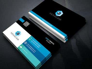 I will Create Awesome Business card design