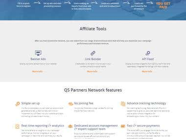 QS Partner Network