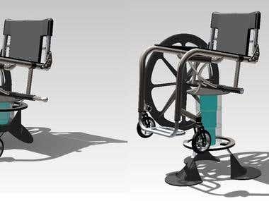 Levate Wheelchair Lift