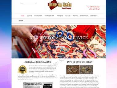 Carpets Website