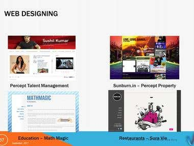 Website & APP Designing & Development