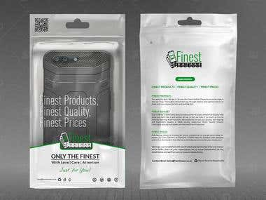 Packaging Design for Finest Bazar