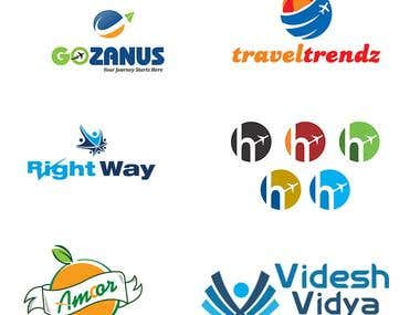 Travel and Tourism Logo Design