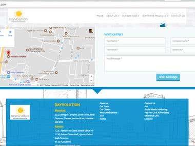 Corporate Website Design & Development