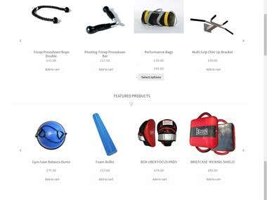 Elite Sporting Equipments - http://elitesporting.co.uk/