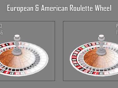 3D model fix for Roulette Mania