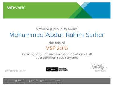VMWARE - Certification