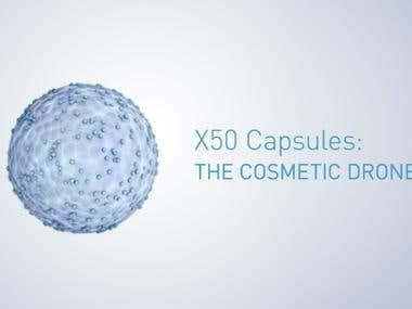 Infinitec x50: video presentation