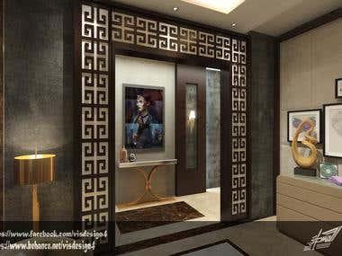 room entary
