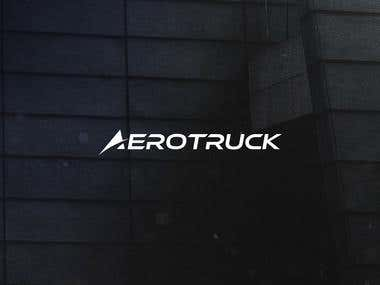 AeroTruck - Logo for Engineering Company