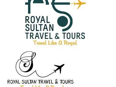Royal Sultan Travel & Tours (logo)