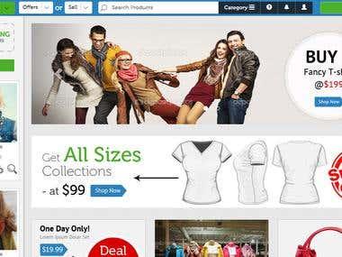 dadajoe ecommerce website