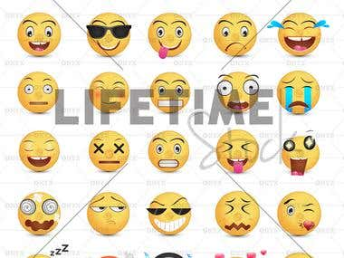 Emojis - Avatars - Smileys