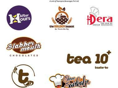 Hotels & Restaurants Logo Design