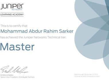 Juniper _ Master