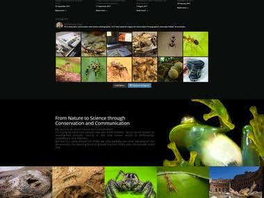 Naturalist & Photographer's Site