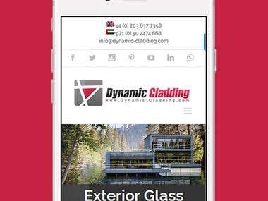 Dynamic Cladding Mobile