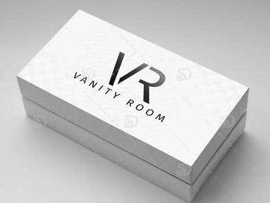 Packaging Design for Vanity Room