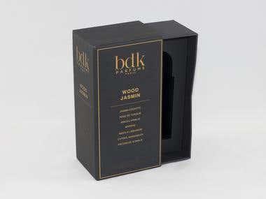 bdk parfums box by MPack