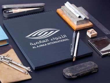 AL AJWAA International Logo