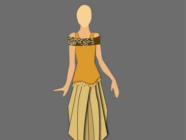tunic n dress design