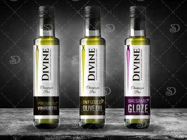Label Design for Divine