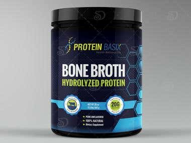 Label Design for Protein Basix