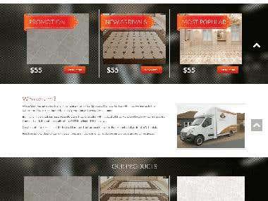 Geo Tiles services