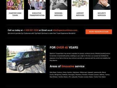 Spectrum Limousine Service