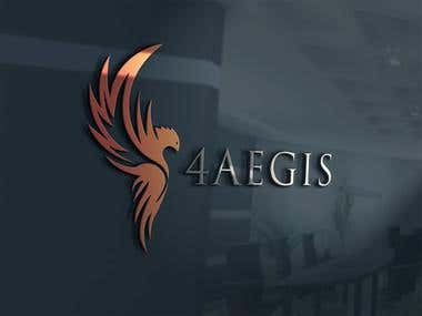 Logo Design for 4AEGIS