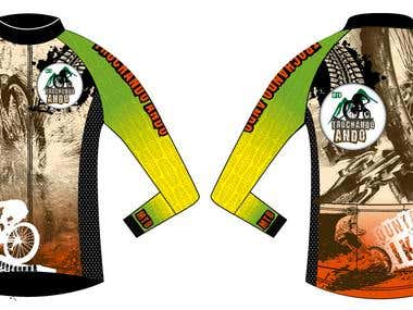 Complete designs for sublimation