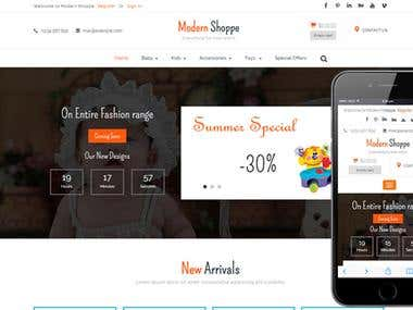 Diseño E-commerce